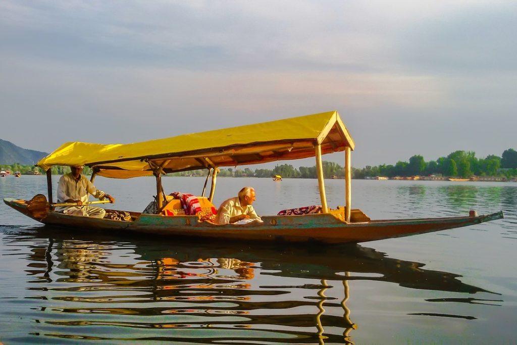 Dal lake srinagar Kashmir