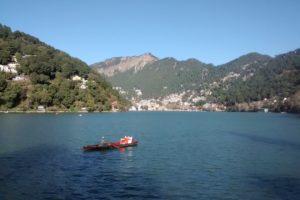 Uttaranchal places Nainital